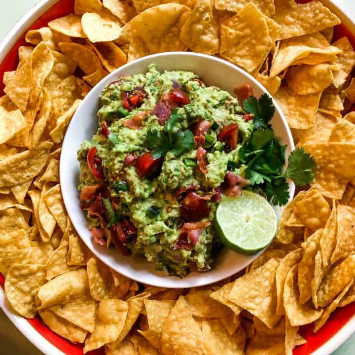 Tasty Bacon Guacamole Recipe
