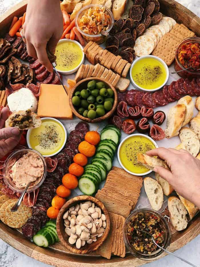 Easy 3 Charcuterie Ideas for Hosting - EPIC