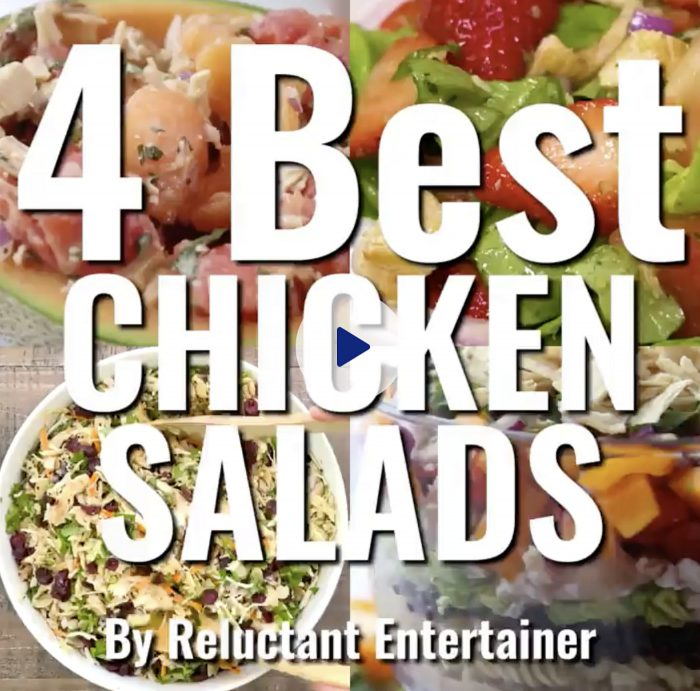 BEST Chicken Salads
