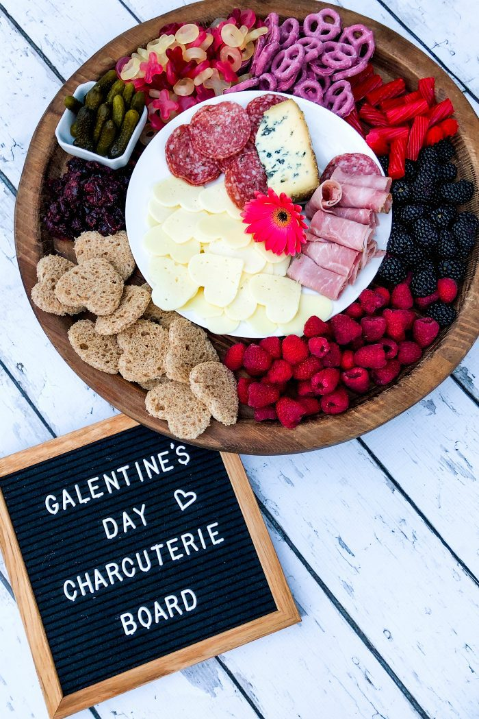 How to Host a Galentine's Day Charcuterie Board