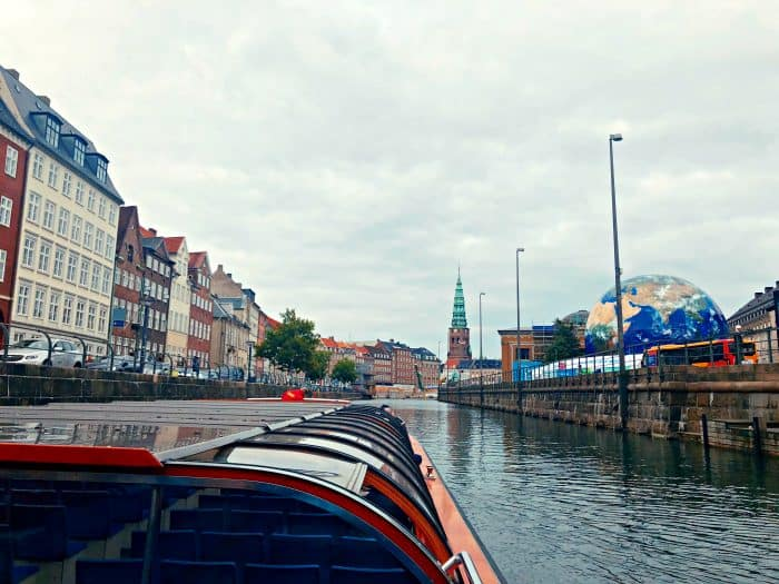Homeland Viking Cruise Denmark Excursions - water