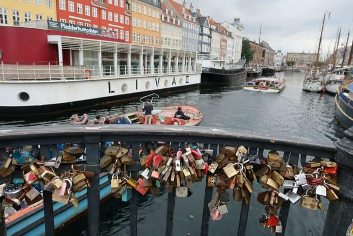 Homeland Viking Cruise Denmark Excursions - canal locks