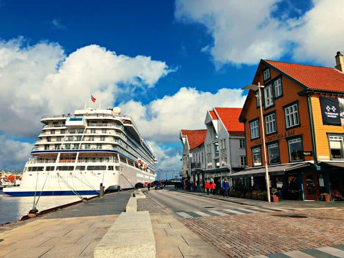 Homelands Viking Cruise Excursions Norway - Stavanger launch