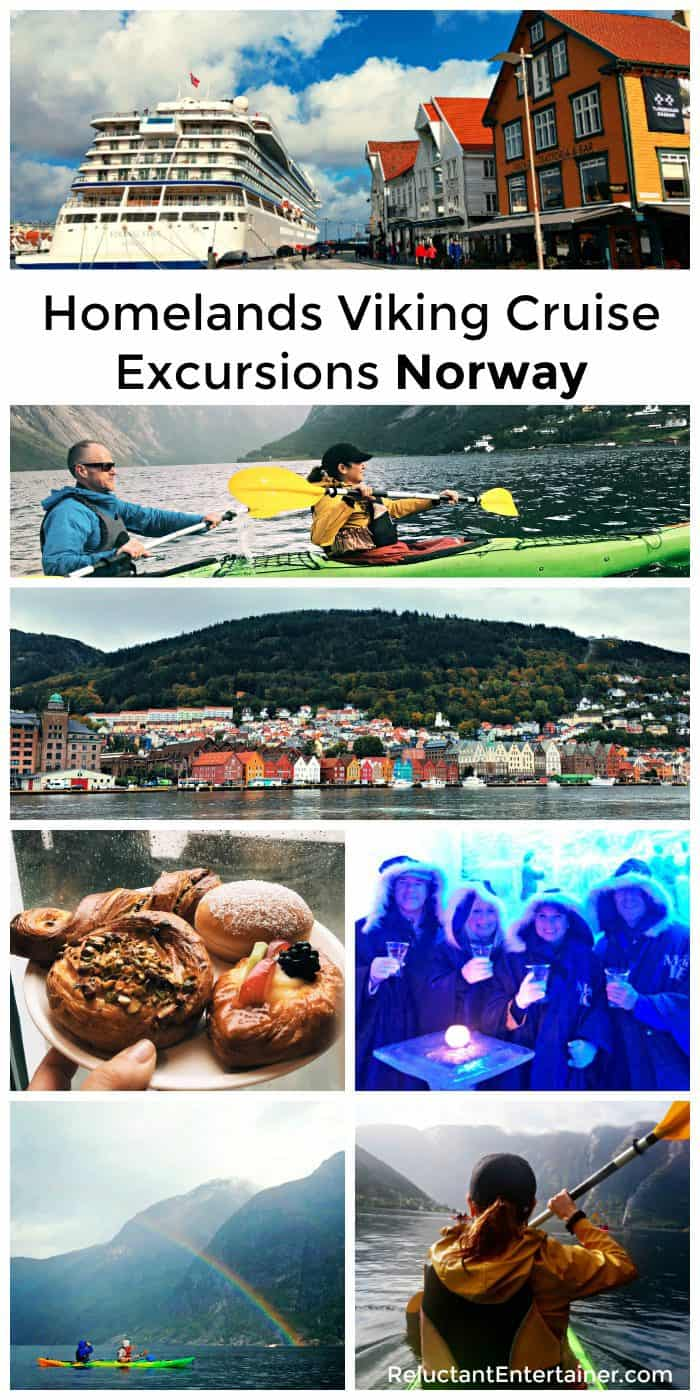 Homelands Viking Cruise Excursions--Norway