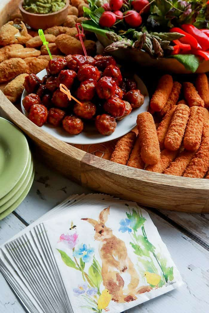 Easter Entertaining Snack Board Recipe