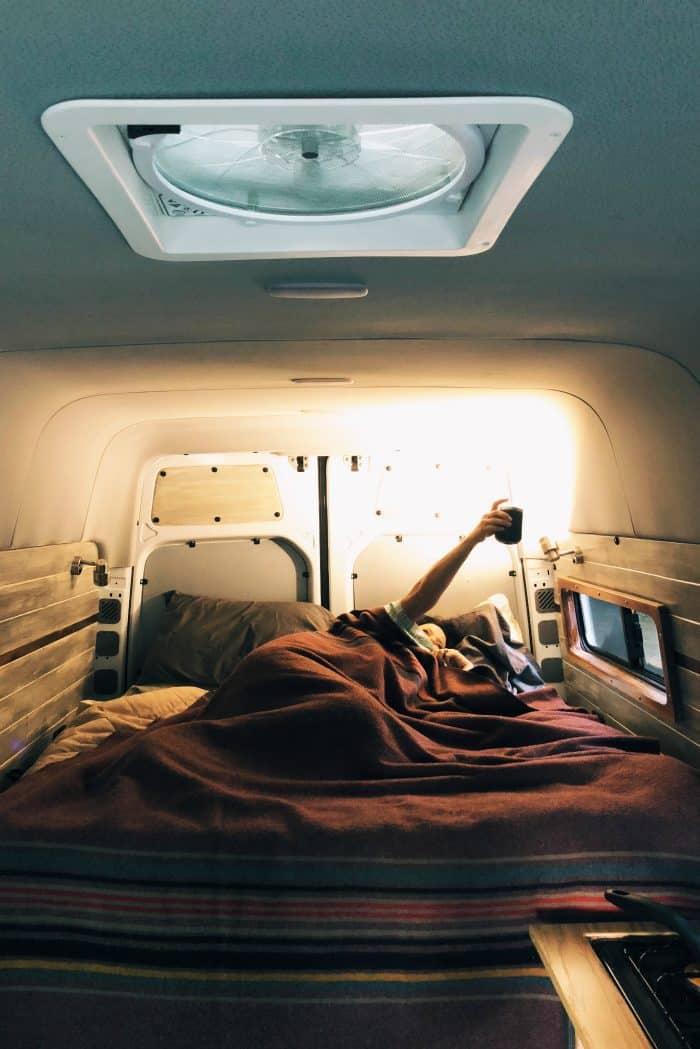 Best Sprinter Van Conversion: The Build - Reluctant Entertainer