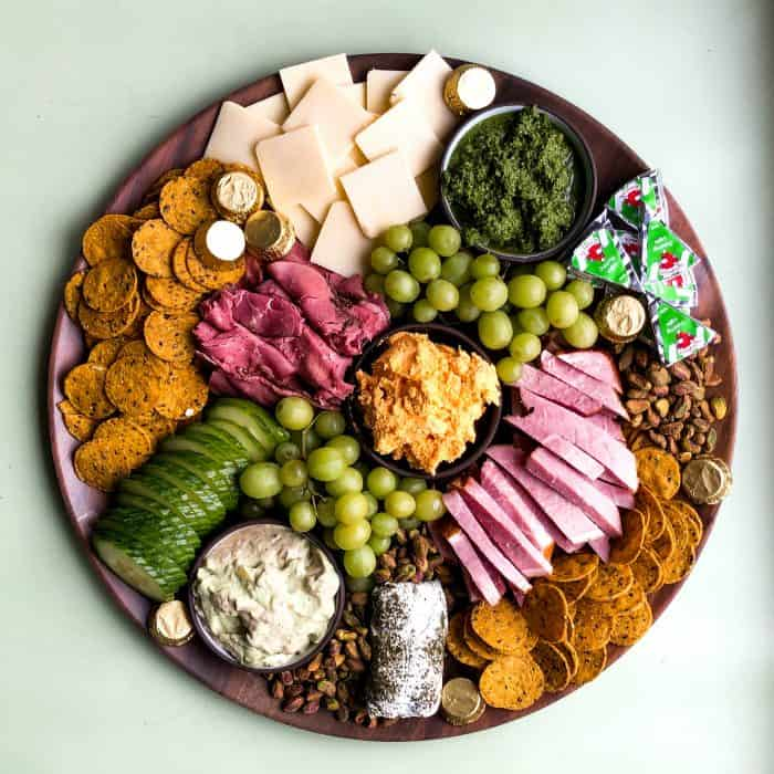 Best St. Patrick's Day Snack Board