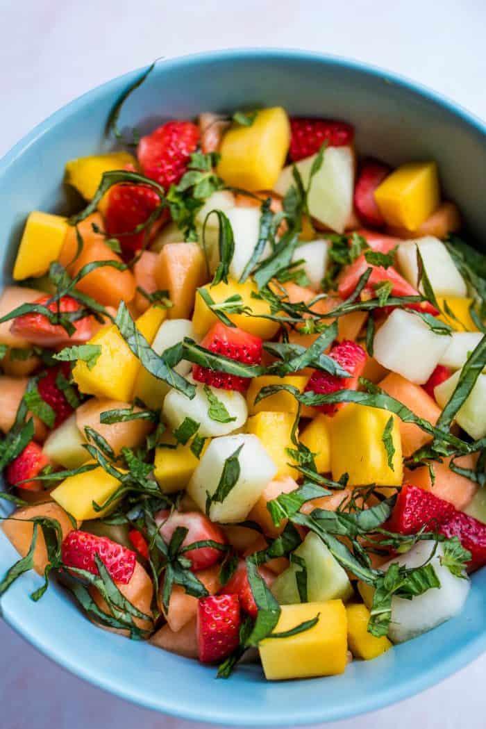 Best Homemade Fruit Salad