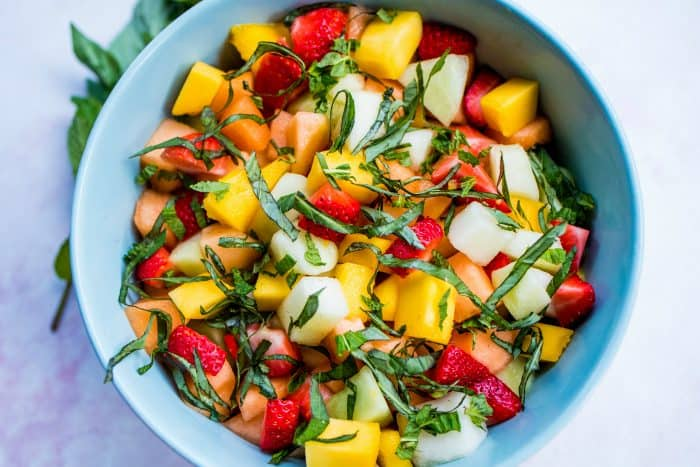 Best Homemade Fruit Salad Recipe