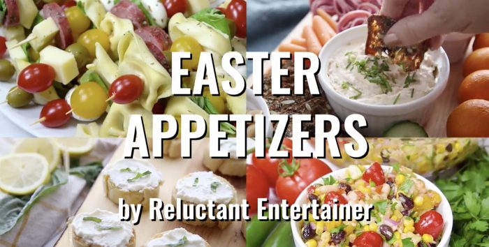 The Best Easter Appetizers