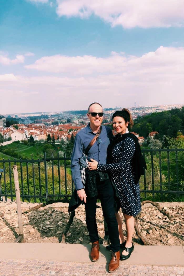 In Prague