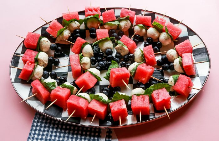 Best Easy Watermelon Skewers Recipe
