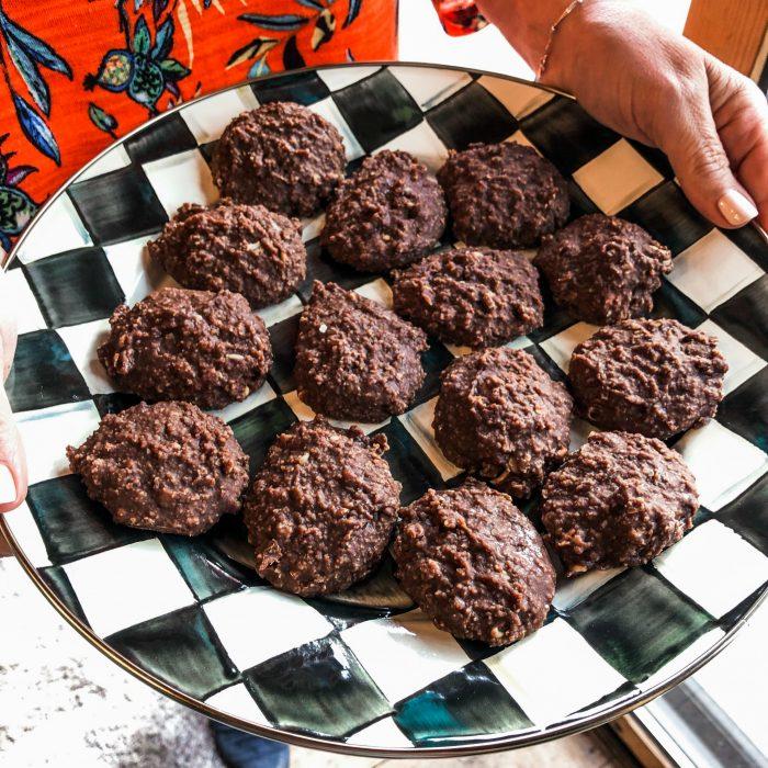 Nutella No-Bake Cookies Recipe