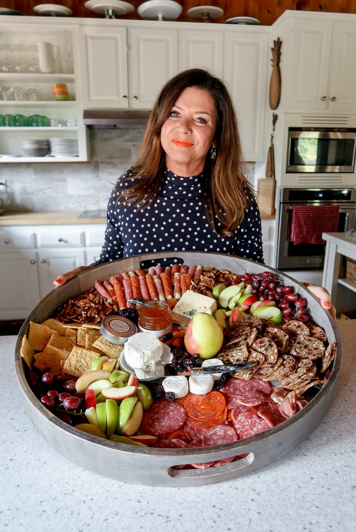 How to make a Fall Charcuterie Board