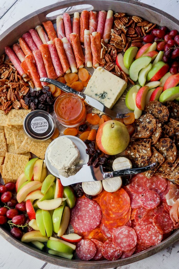 How to make a Fall Cheese Board - oregon growers
