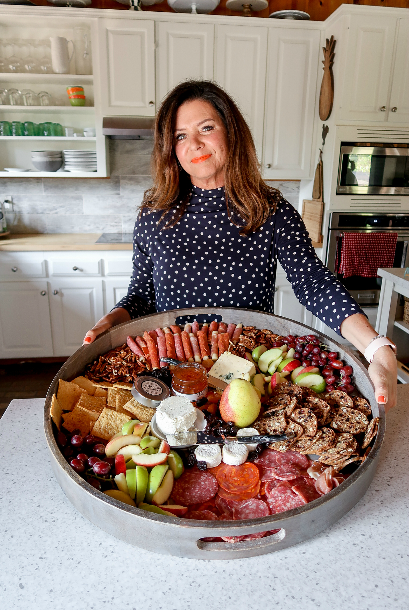 How To Make A Fall Cheese Board Reluctant Entertainer