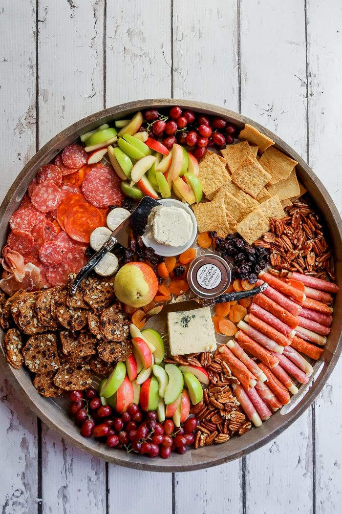 Make a Fall Cheese Board