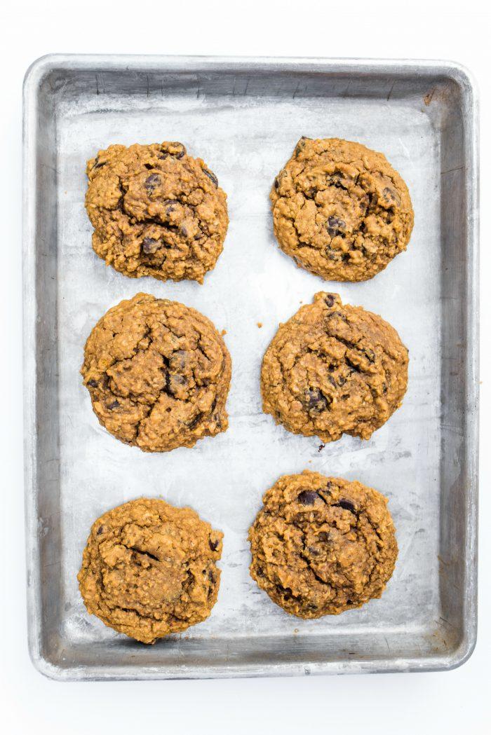 Best Gluten-Free Pumpkin Peanut Butter Cookies