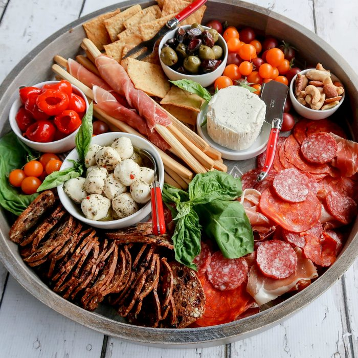 Easy How to make a Charcuterie Board