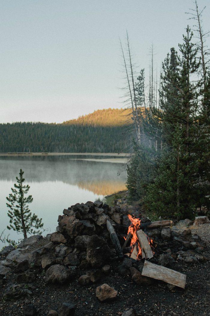 Sparks Lake, BEND OR