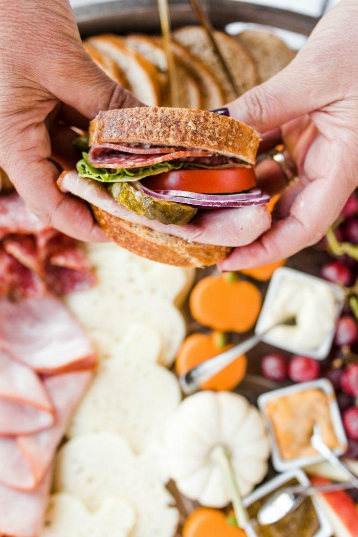 Ham Sandwich Board