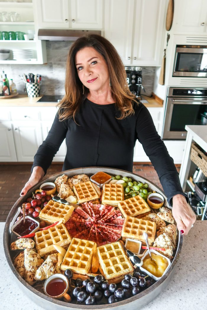 BEST Trader Joe's Belgian Waffle Board