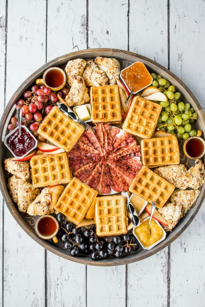 EPIC Trader Joe's Belgian Waffle Board