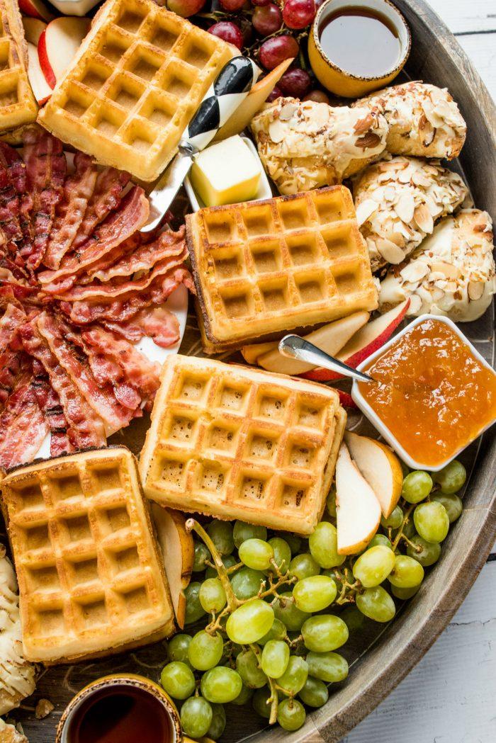 Belgian Waffle Board