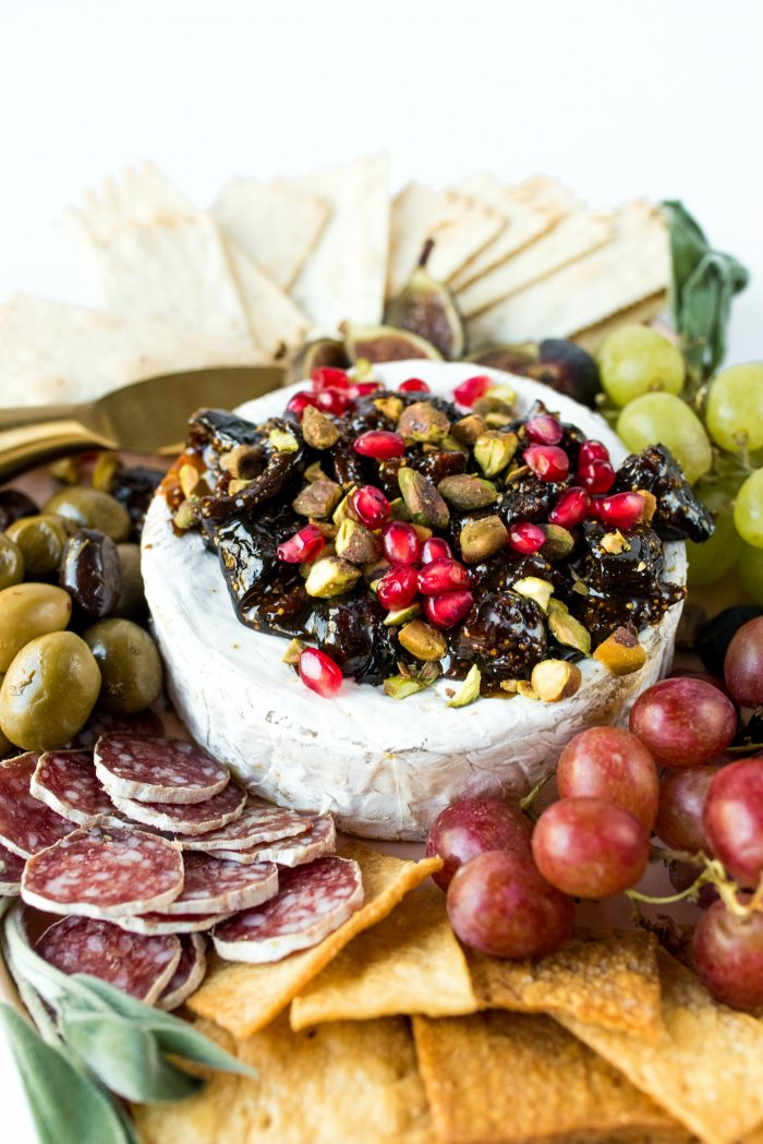 Delicious Vanilla Fig Brie Recipe