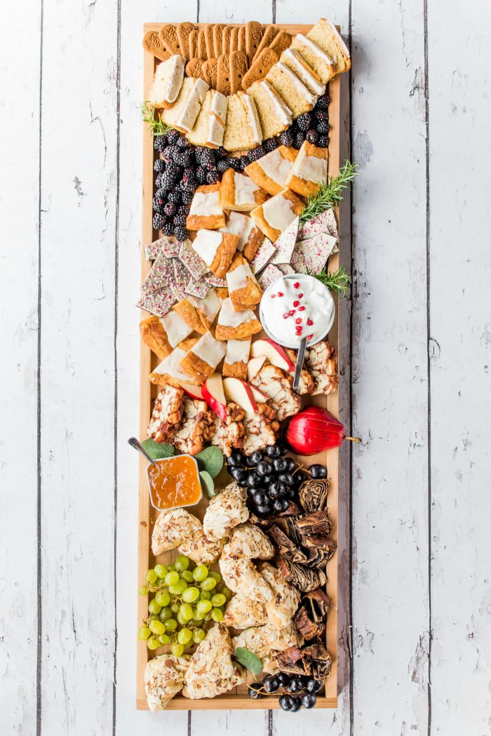 EASY EPIC Christmas Dessert Board