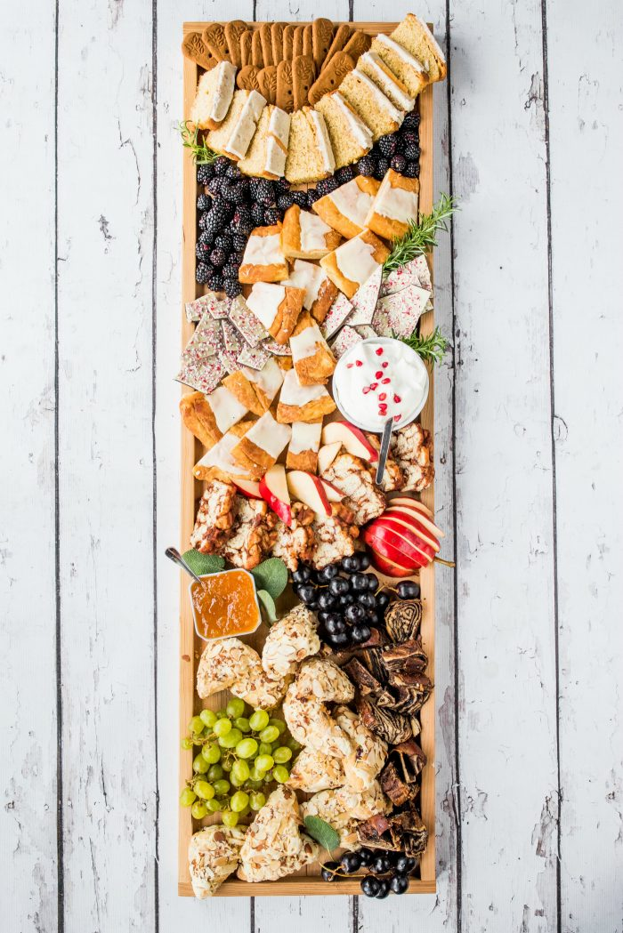 EPIC RECTANGULAR Christmas Dessert Board
