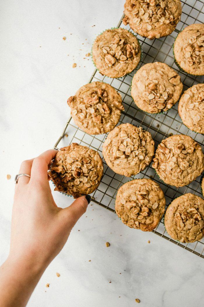 Apple Gluten-Free Muffins