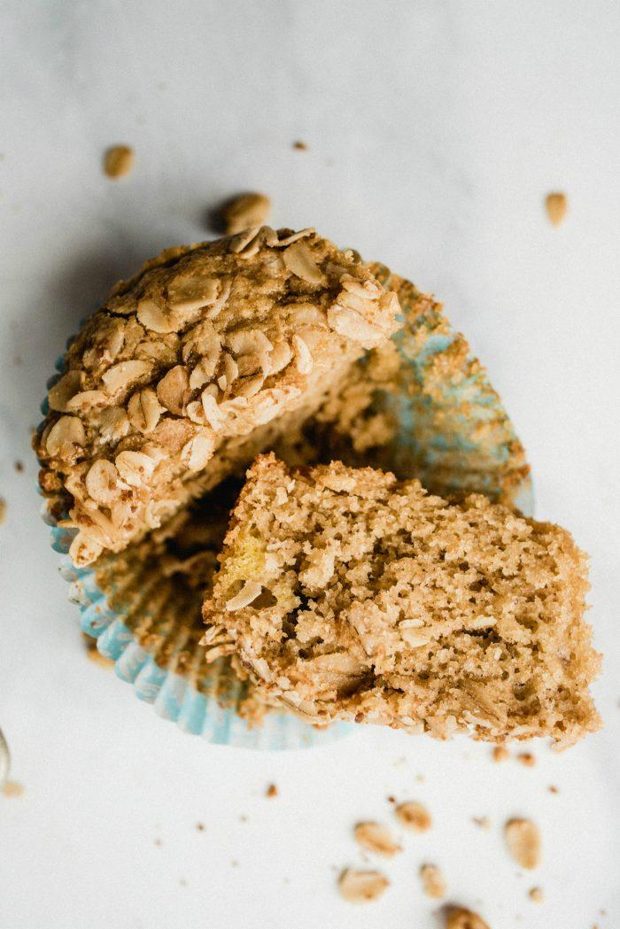 Honey Gluten-Free Muffins