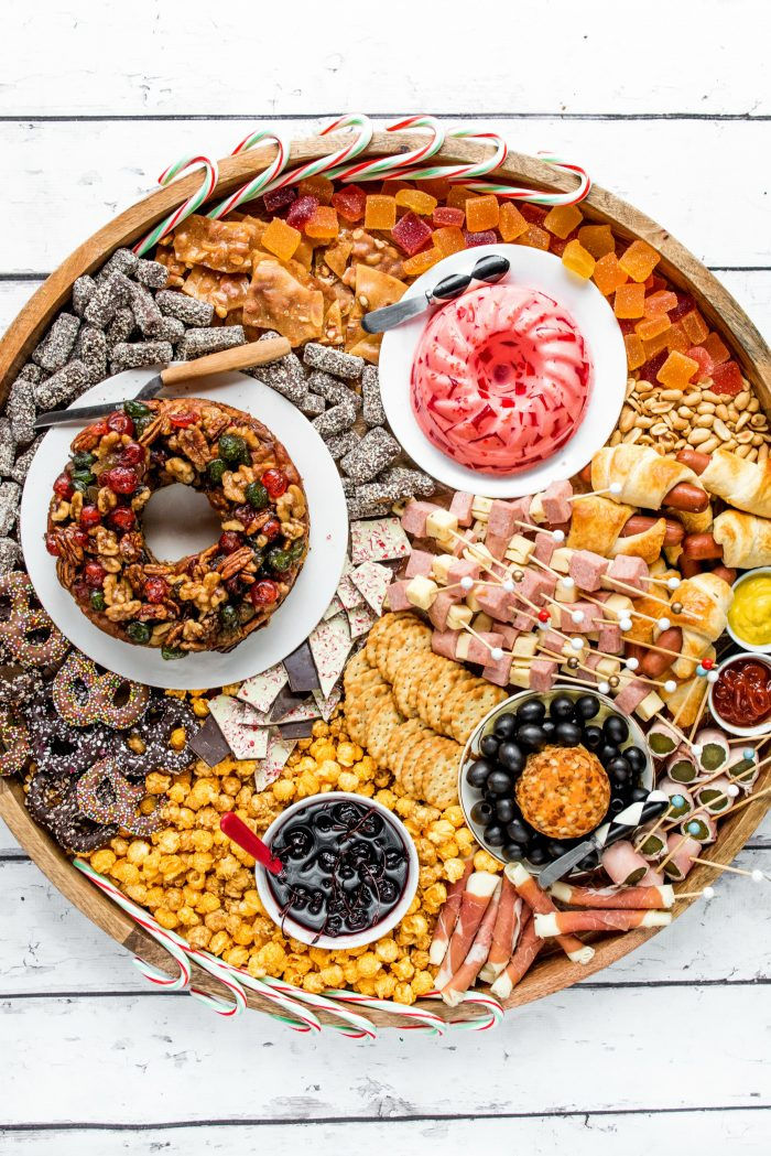BEST Ugly Christmas Sweaters Charcuterie Board