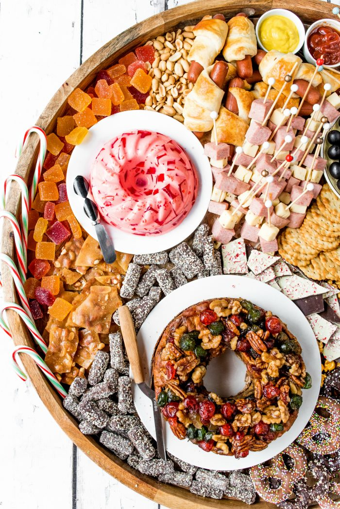 Ugly Sweaters Charcuterie Board