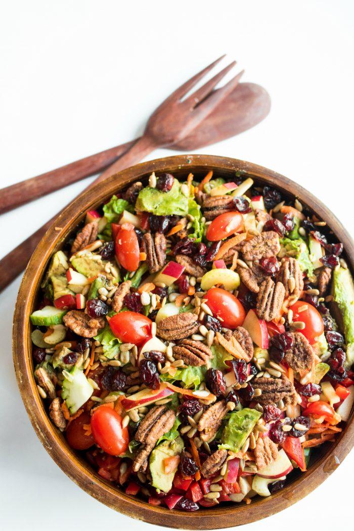 SO GOOD Meg's Winter Green Salad Recipe