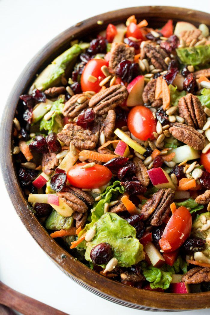 BEST Meg's Winter Green Salad Recipe