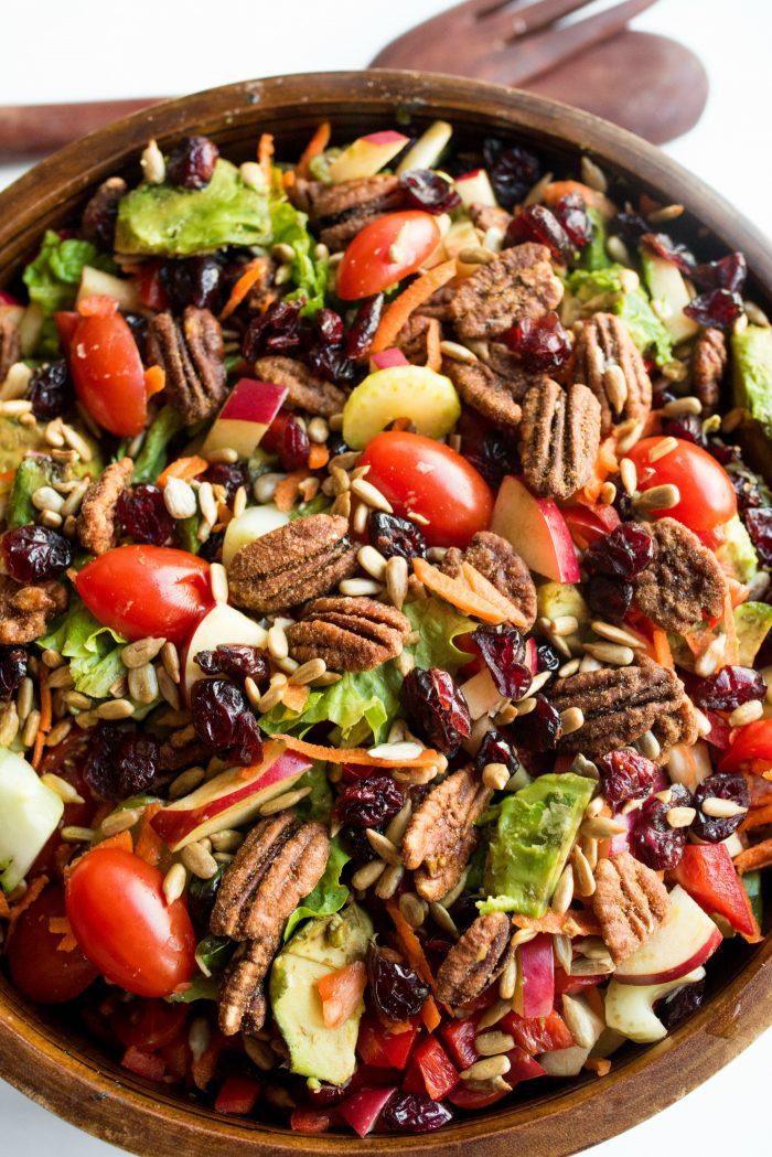 Tasty Winter Green Salad Recipe