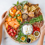 Make Your Own Burrata Salad Boards